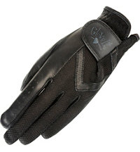 Women's Golf Glove (Solid Black)