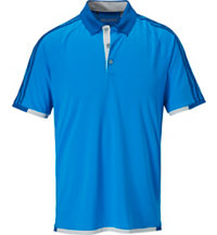 Men's 3-STRIPES Competition Short Sleeve Polo