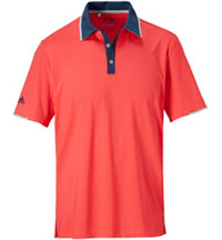 Men's climacool Performance Short Sleeve Polo