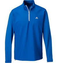 Men's Hybrid Quarter-Zip Wind Proof Jacket