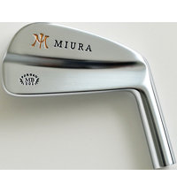 Custom MB-001 Individual Iron with Steel Shaft