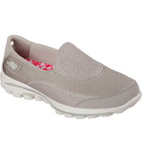Women's Go Walk 2 Putt Spikeless Golf Shoes - Stone
