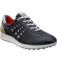 Women's Street Evo One Sport Spikeless Golf Shoes - Blk/Fire (#12063357480)