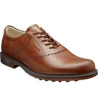 Men's Tour Hybrid Spikeless Golf Shoes - Whiskey/Orange