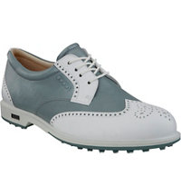 Women's Classic Golf Hybrid Spikeless Golf Shoes - Wht/Trooper (#11103359045)