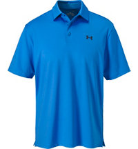Men's Playoff Solid Short Sleeve Polo