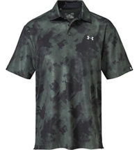 Men's Playoff Wounded Warrior Heather Polo
