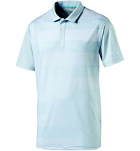 Men's Crossfade Crest Short Sleeve Polo