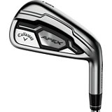 Apex CF 16 4-PW, AW Iron Set with Graphite Shafts