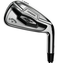 Apex Pro 16 4-PW, AW Iron Set with Steel Shafts
