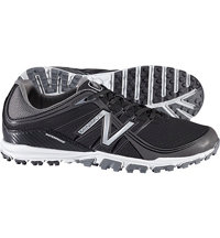 Men's NB Minimus Spikeless Golf Shoes - Black (#NBG1005BK)