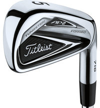 716 AP2 3-PW Iron Set with Steel Shafts