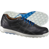 Men's Versaluxe Spikeless Golf Shoes - Black (FJ# 57254)