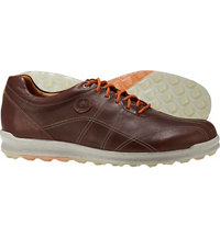 Men's Versaluxe Spikeless Golf Shoes - Brown (FJ# 57253)