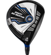 Great Big Bertha Driver - Limited Release Blue