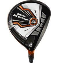 Great Big Bertha Driver - Limited Release Orange