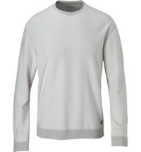 Men's French Terry Crew Pullover