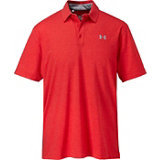 Men's Cotton Scramble Short Sleeve Polo