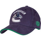 Men's Raised Replica Vancouver Canucks Cap