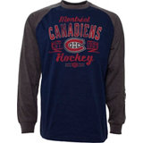 Men's Empire Montreal Canadiens Long Sleeve T-Shirt