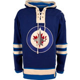 Men's Lacer Winnipeg Jets Fleece Pullover
