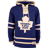 Men's Lacer Toronto Maple Leafs Fleece Pullover