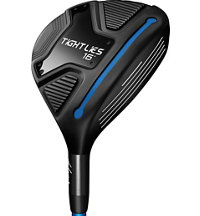 Blemished Lady Tight Lies Fairway Wood
