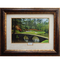 Masters Collection Print - Augusta 12th Hole
