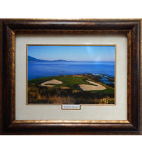Masters Collection Print - Pebble Beach 7th Hole