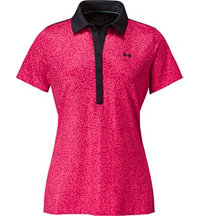 Women's Zinger Novelty Short Sleeve Polo
