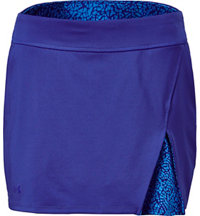 Women's Links Knit Printed Skort