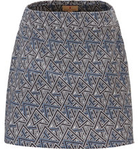 Women's Miley Print Knit Skort