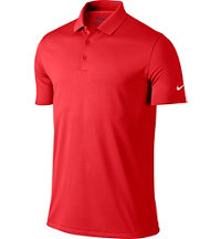 Men's Seasonal Victory Solid Shirt Sleeve Polo