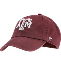 Men's 47' NCAA Texas A&M University Cap