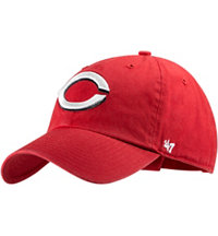 Men's 47' MLB Reds Cap