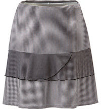 Women's Swing Sun Protection Printed Skort
