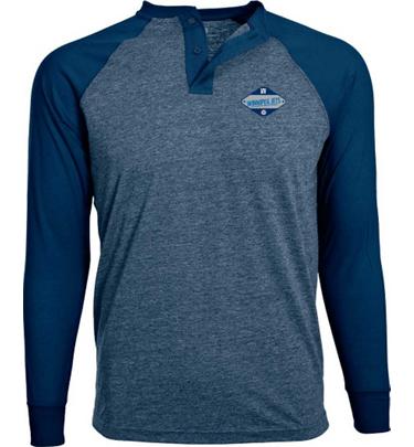 Men 39 S Mechanic Winnipeg Jets Long Sleeve T Shirt Golf