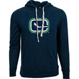 Men's Suede Crest Vancouver Canucks Hooded Pullover