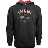 Men's Solidarity Calgary Flames Hooded Pullover