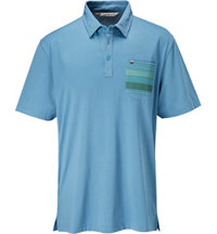 Men's Les Short Sleeve Polo