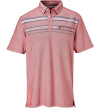Men's Bock Short Sleeve Polo