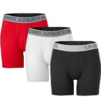 Men's UA Charged Cotton Stretch 6
