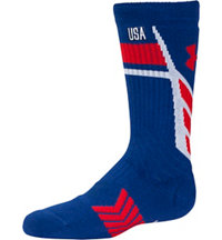 Men's UA Undeniable Country Pride Crew Socks