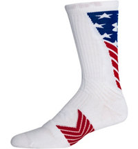 Men's UA Undeniable Stars & Stripes Crew Socks