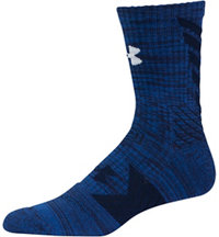Men's UA Undeniable Twist Crew Socks
