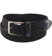 Men's Braided Elastic Belt
