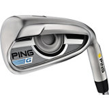 G 4-PW, UW Iron Set with Steel Shafts