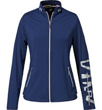 Women's Full-Zip Long Sleeve Jacket