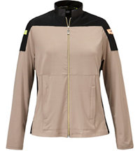 Women's Color Block Jacket
