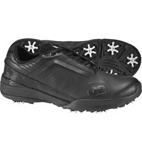 Men's Race Spiked Golf Shoe - Black